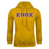 Gold Fleece Hoodie-Knox