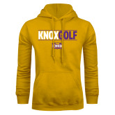 Gold Fleece Hoodie-Knox Golf