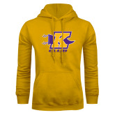 Gold Fleece Hoodie-K Club