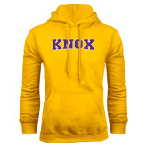 Gold Fleece Hood-Knox