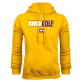 Gold Fleece Hood-Knox Golf
