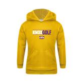 Youth Gold Fleece Hoodie-Knox Golf