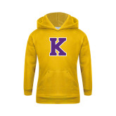 Youth Gold Fleece Hoodie-K