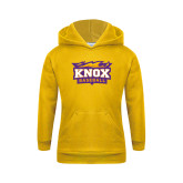 Youth Gold Fleece Hoodie-Baseball