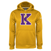 Under Armour Gold Performance Sweats Team Hoodie-K