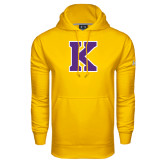 Under Armour Gold Performance Sweats Team Hood-K