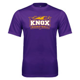 Syntrel Performance Purple Tee-Basketball