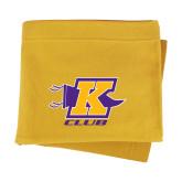 Gold Sweatshirt Blanket-K Club