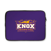 13 inch Neoprene Laptop Sleeve-Prairie Fire Logo