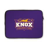 13 inch Neoprene Laptop Sleeve-Prairie Fire Logo