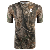 Realtree Camo T Shirt-K