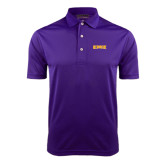 Purple Dry Mesh Polo-Knox