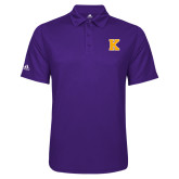 Adidas Climalite Purple Game Time Polo-K