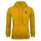 Gold Fleece Hoodie-K