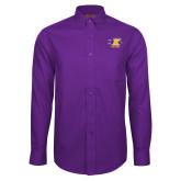 Red House Purple Long Sleeve Shirt-K Club