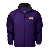 Purple Survivor Jacket-Prairie Fire Logo