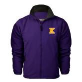 Purple Survivor Jacket-K