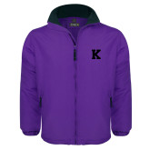Purple Survivor Jacket-K
