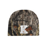 Mossy Oak Camo Fleece Beanie-K