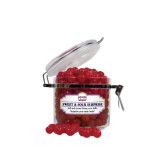 Sweet & Sour Cherry Surprise Small Round Canister-Prairie Fire Logo