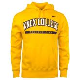 NIKE Gold Classic Hooded Fleece-