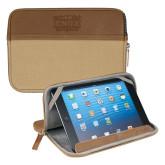 Field & Co. Brown 7 inch Tablet Sleeve-Prairie Fire Logo Engraved