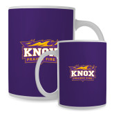 Full Color White Mug 15oz-Prairie Fire Logo