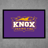 Full Color Indoor Floor Mat-Prairie Fire Logo