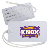 Luggage Tag-Prairie Fire Logo