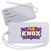 Luggage Tag-Prairie Fire Logo