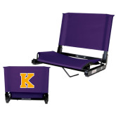 Stadium Chair Purple-K