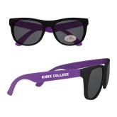 Purple Sunglasses-Knox College Flat