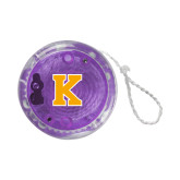 Light Up Purple YoYo-K