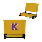 Stadium Chair Gold-K