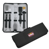 Grill Master Traditional BBQ Set-Prairie Fire Logo