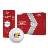 Callaway Chrome Soft Golf Balls 12/pkg-K Club