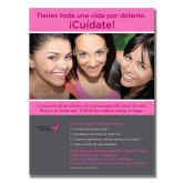 Young Women Taking Care 18 x 24 Poster in Spanish-