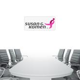 1 ft x 2 ft Fan WallSkinz-Susan G. Komen