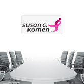2 ft x 4 ft Fan WallSkinz-Susan G. Komen