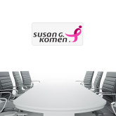 1.5 ft x 3 ft Fan WallSkinz-Susan G. Komen