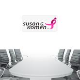 1.5 ft x 3 ft Fan WallSkinz-Susan G. Komen