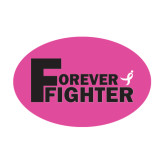 Medium Decal-Forever Fighter, 8 in Wide