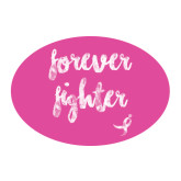 Large Decal-Forever Fighter, 12 in Wide