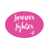 Small Decal-Forever Fighter, 6 in wide