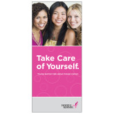 Young Women Taking Care Trifold 50/pkg-