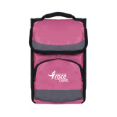 Passion Pink Flap Lunch Cooler-Susan G. Komen Race for the Cure