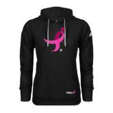 Adidas Climawarm Black Team Issue Hoodie-Ribbon