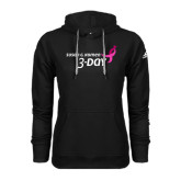 Adidas Climawarm Black Team Issue Hoodie-Susan G. Komen 3-Day