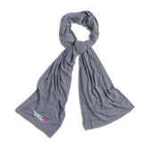Grey Eco Jersey Bundle Up Scarf-Susan G. Komen