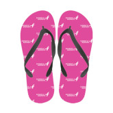 Full Color Flip Flops-Susan G. Komen